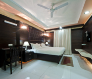 Deluxe Room of Sun Hotel Agra